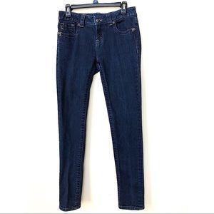 Miss Me Dark Wash Mid Rise Skinny Jeans Size 28/31